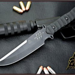 Tops Knives Zero Dark 30 Fixed Blade Knife