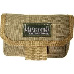 Maxpedition Gear Volta Battery Pouch, Khaki