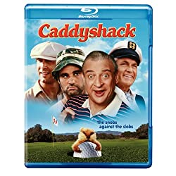Chevy Chase (Actor), Rodney Dangerfield (Actor), Harold Ramis (Director) | Format: Blu-ray  (405)  Buy new: $14.97  $7.91  92 used & new from $3.04