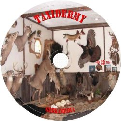 Learn Taxidermy At Home On Cd: Including Animal Stuffing, Mounting & Preserving