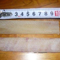 60 Sheep Horn Scales For Making Insert Horn Nocks Or Handles Knives Etc