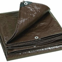 Stansport #T-1016-35 Extra Heavyweight Rip Stop Multi-Purpose Tarp