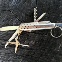 Winchester Swiss Style Pocket Knife