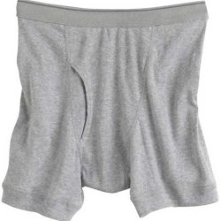 Pl® Big Mens 100% Cotton Mid-Length Boxer Briefs (Big & Tall And Regular Sizes)