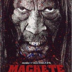 Danny Trejo Signed *Machete Kills* 8X10 Photo Machete Proof W/Coa #13
