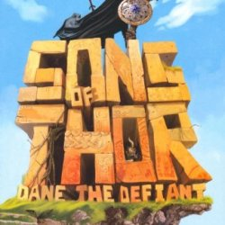 Sons Of Thor: Dane The Defiant (Sons Of Thor Trilogy) By Bledwell, Magnus