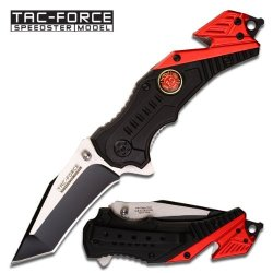 Tac Force Tf-640Fd Assisted Opening Folding Knife 4.5-Inch Closed