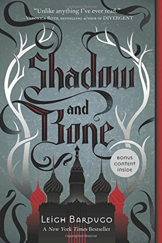Cover Leigh Bardugo Shadow and Bone Grisha