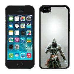 Diy Assassins Creed Knifes Hood Look Fur Iphone 5C Black Phone Case