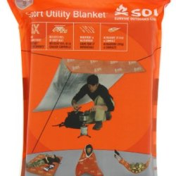 Adventure Medical Kits Survive Outdoors Longer Sport Utility Blanket, 11.3 Ounce
