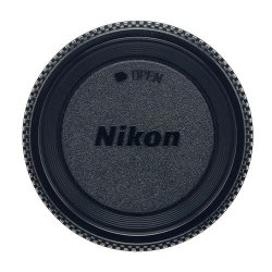 Nikon Bf-1A Slr Body Cap For Lens Mount