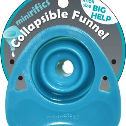 Jokari Minirifics 2 Count Collapsible Silicone Funnel