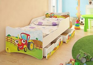 traktorbett ratgeber shop. Black Bedroom Furniture Sets. Home Design Ideas