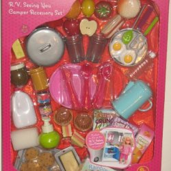 Our Generation R.V. Seeing You - Camper Accessory Set