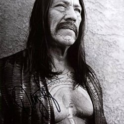 Psa/Dna Danny Trejo Machete Signed Authentic 11X14 Photo Autographed - Certified Authentic