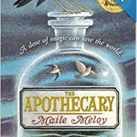 Book Review of The Apothecary by Maile Meloy