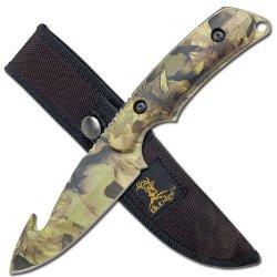 Elk Ridge Er-116 Fixed Blade Knife 8-Inch Overall