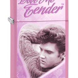 Zippo Elvis Pocket Lighter