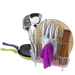 Stainless Steel Kitchen Racks, Storage Products, Chopstick, Knife, Chopping Knife Rack