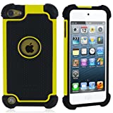 i-Blason Armadillo Series 2 Layer Defender Case for iPod touch 5G (Yellow)