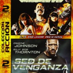 Machete + Sed De Venganza (Import Movie) (European Format - Zone 2) (2012) Vv.Aa.
