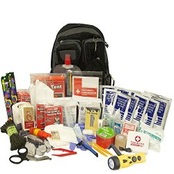 Urban Survival Bug Out Bag, 2 Person Emergency Disaster Kit, Emergency Zone Brand