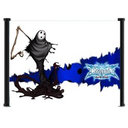 "Blazblue Game Arakune Fabric Wall Scroll Poster (21""X16"") Inches"