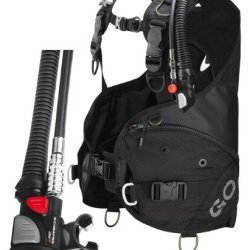Scubapro Go Bcd With Air 2 Air Source, Medium