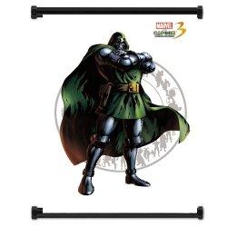 Marvel Vs Capcom 3 Dormammu Game Fabric Wall Scroll Poster (16X21) Inches