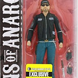"Sons Of Anarchy Variant Jax Teller W/ Sunglasses 6"" Action Figure"
