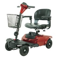 Top 10 Best Medical Compact Scooters 2014
