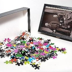 Photo Jigsaw Puzzle Of Costume/Photo/Phillips