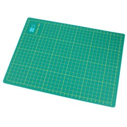 A4 Cutting Mat Printed Grid Lines Knife Paper Board Crafts Models Self Healing