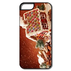 Gingerbread House Cookies Pc Popular Case Cover For Iphone 5/5S