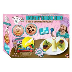 Poof-Slinky Inc Healthy Snack Chef Deluxe Ages 4 And Up-1 Ea