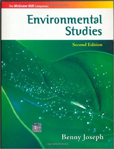 vtu-Environmental Studies - Benny Joseph