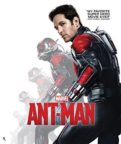 Ant-Man 1-Disc BD [Blu-ray]