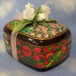100'S Of Urns & Memorials For Dogs And Cats - Urn - Paper Mache Box Series - For Pets 1 To 20 Lbs.