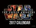 卓上 スター・ウォーズ/フォースの覚醒 2017年度カレンダー 17CL-0343
