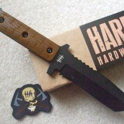 Hardcore Hardware Australia Mfk02-G Tactical Survival Knife Coyote G-10