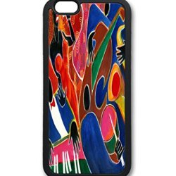 Fantastic Faye Pc Material Fashion Abstract Painting Hot Selling Top Quality Special Design Cell Phone Cases For Iphone 6 No.1
