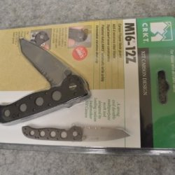 M16-12Z Kit Carson Design Knife