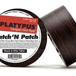 Platypus Designer Duct Tape, Brazilian Rosewood