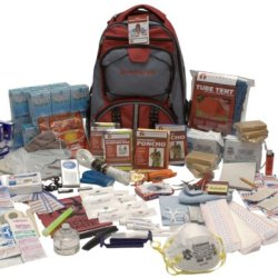 Disaster Supplies Kit - 2 Person Deluxe Survival Kit