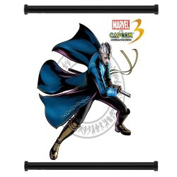 Marvel Vs Capcom 3 Vergil Game Fabric Wall Scroll Poster (16X17) Inches