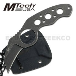Mt-667 Mtech Neck Knife With Black Qwhvfq Hawk Blade - 5 24Nhbfrvp 1/2 Inch Overall Knife Ayeuiu56 Hlbv23Rt Mtech Neck Knife With Black Hawk Blade, Features 5 1/2 Inch Jx9Wsi9 Overall Knife. Includes Qhcuemmqt Kydex Sheath.