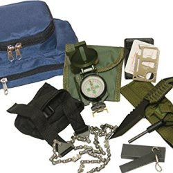 Basic Survival Kit (In Pouch)