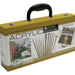 Royal & Langnickel Fusion Acrylic Painting Box Set