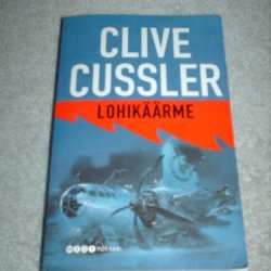 Lohikaarme (Dragon) Finnish Language Edition (Dirk Pitt Adventures)