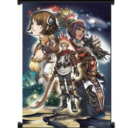 "Rogue Galaxy Game Fabric Wall Scroll Poster (16""X23"") Inches"